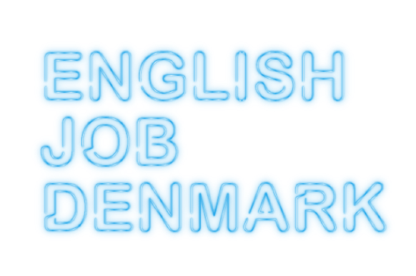 English Job in Denmark